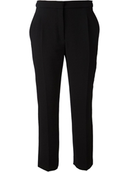 Nina Ricci Cropped Trousers Black