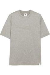 Adidas Originals Xbyo Cotton Jersey T Shirt Gray