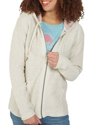 Fat Face Hemsby Hoodie Ivory