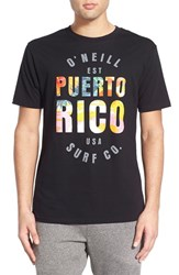 Men's O'neill 'Puerto Relax' Graphic T Shirt