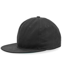Ebbets Field Flannels Cotton Cap Black