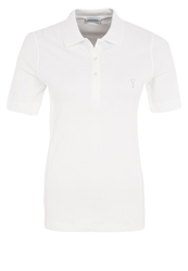 Golfino The Sun Protection Polo Shirt Optic White