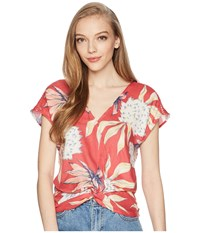 Roxy Tucson Colors Holly Berry House Of The Sun Clothing Multi