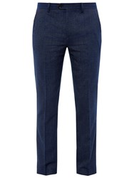 Ted Baker Wingtro Modern Fit Trousers Bright Blue