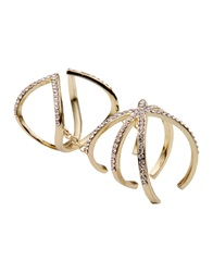 Luxury Fashion Rings Gold