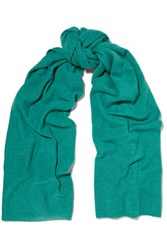 Magaschoni Cashmere Scarf Jade