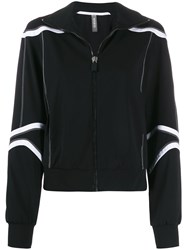 No Ka' Oi Stitching Detail Performance Jacket Black