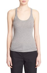 Women's Dkny Rib Knit Cotton Racerback Tank