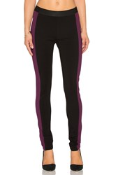 Bcbgmaxazria Dexter Blocked Legging Black