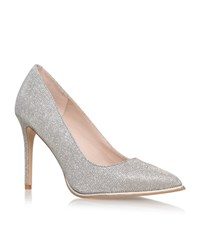 Kg By Kurt Geiger Beauty Court Shoes Female Silver