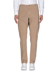 Monocrom Casual Pants Camel