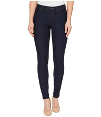 Hue Essential Denim Leggings Tall Deep Indigo Wash Women's Jeans Black