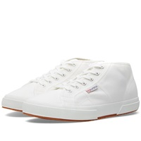 Superga 2754 Cotu Mid White