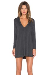 Riller And Fount Kevin Tunic Charcoal