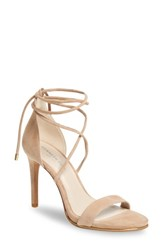 Kenneth Cole 'S New York Berry Wraparound Sandal