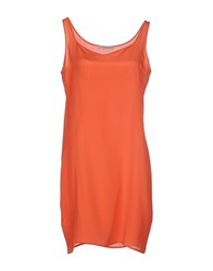 Bp Studio Dresses Short Dresses Women Coral