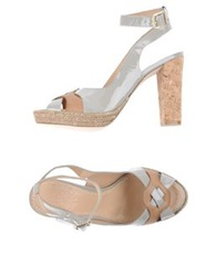 Maliparmi Sandals Light Grey