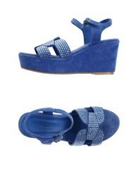 Fiorina Footwear Sandals Women Bright Blue
