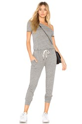 N Philanthropy Britton Jumpsuit Gray