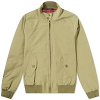 Baracuta G9 Original Harrington Jacket Green