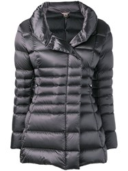 Colmar Fitted Puffer Jacket Grey