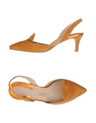 Carlo Pazolini Pumps Brown