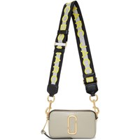 Marc Jacobs Beige Small Snapshot Camera Bag