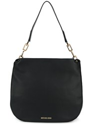 Michael Michael Kors Fulton Large Shoulder Bag Black