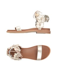 Inuovo Sandals Gold