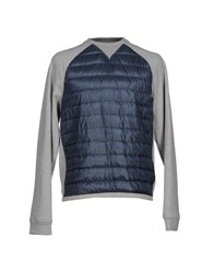 Montecore Topwear Sweatshirts Men Dark Blue