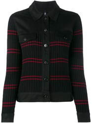 Adam Selman 'Conspiracy' Jacket Black