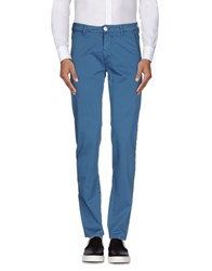 Barba Trousers Casual Trousers Men Azure