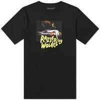 Raised By Wolves Sleep Paralysis Tee Black
