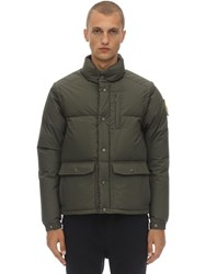 Ciesse Piumini Dakota Cotton Down Jacket Army Green