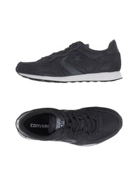 Converse Cons Footwear Low Tops And Trainers Men Steel Grey