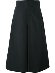 Damir Doma Oversized Short Trousers Black