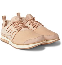 Hender Scheme Mip 12 Leather Sneakers Blush