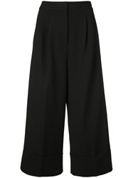 Tibi Cropped Wide Leg Trousers 60