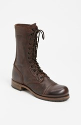 Women's Vintage Shoe Company 'Molly' Boot Chocolate