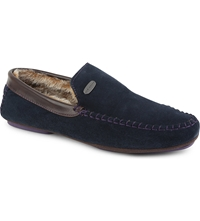 Ted Baker Ruffas Slipper Navy