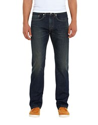 Levi's 559 Relaxed Straight Covered Up Jeans Blue