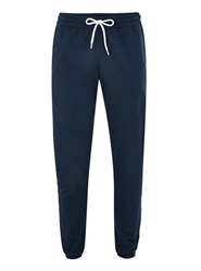 Antioch Black Navy Tracksuit Sweat Pants