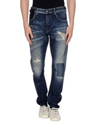 We Are Replay Denim Denim Trousers Men Blue