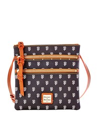 Dooney And Bourke Sports San Francisco Giant Crossbody Bag Black