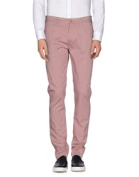 Harmontandblaine Trousers Casual Trousers Men Pastel Pink