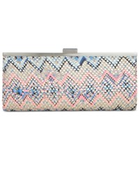 Styleandco. Style And Co. Carolyn Sequin Clutch Only At Macy's Grey Sequin Flo