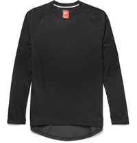 Nike Hell Trimmed Jerey T Hirt Black