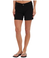 The North Face Almatta Cargo Shorts Tnf Black Women's Shorts