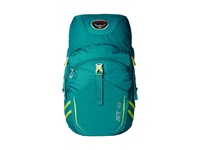 Osprey Jet 18 Real Teal Day Pack Bags Blue