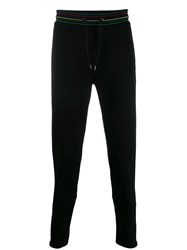 Paul Smith Ps Striped Track Pants Black